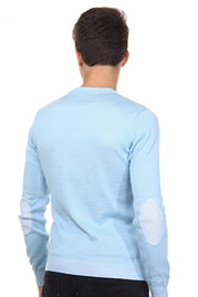 R-NEAL jumper r-neck slim fit at oboy.com