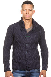 R-NEAL cardigan slim fit at oboy.com