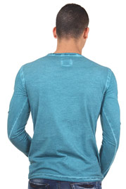 R-NEAL long sleeve top r-neck regular fit at oboy.com