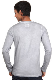 R-NEAL long sleeve top v-neck regular fit at oboy.com