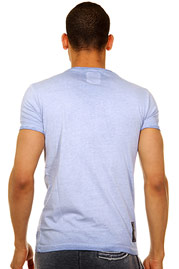 R-NEAL t-shirt r-neck slim fit at oboy.com