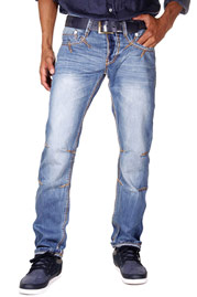 R-NEAL jeans (stretch) slim fit at oboy.com