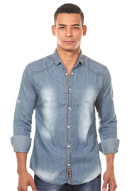 R-NEAL long sleeve shirt regular fit at oboy.com