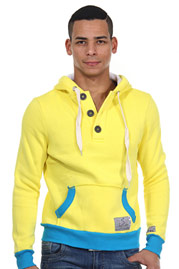 R-NEAL hoodie sweater regular fit at oboy.com