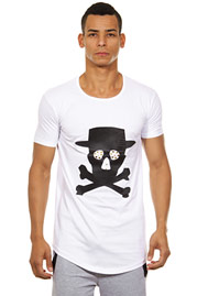 HOTBOYS t-shirt r-neck slim fit at oboy.com