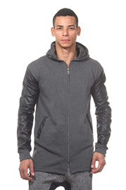 HOTBOYS hoodie sweat jacket at oboy.com