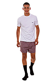 PRINGLE set t-shirt/trunks/socks at oboy.com