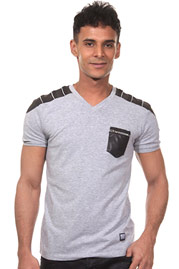 ISR t-shirt v-neck at oboy.com