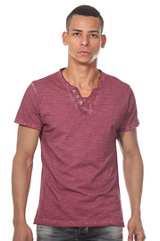 ISR Henley shirt at oboy.com