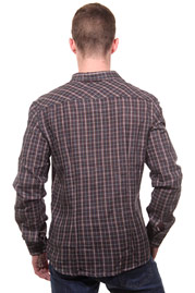EXUMA long sleeve shirt slim fit at oboy.com