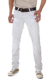 BRIGHT FASHION hip jeans at oboy.com