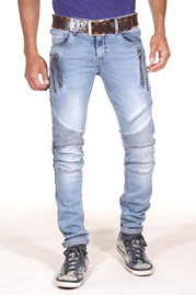 BRIGHT jeans skinny fit at oboy.com