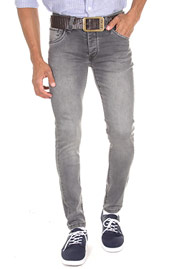 BRIGHT stretch jeans slim fit at oboy.com