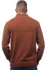 MCL pullover stand up collar at oboy.com