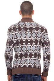 MCL jumper stand-up slim fit at oboy.com