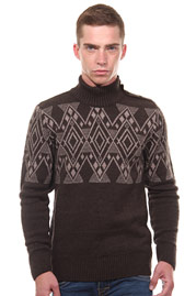 MCL jumper stand-up collar slim fit at oboy.com