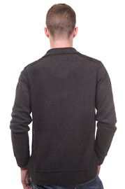 MCL sweater stand-up collar slim fit at oboy.com