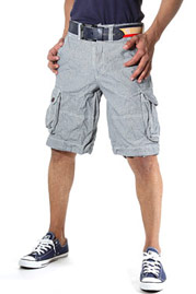 DITCH PLAINS vintage shorts 3/4 at oboy.com