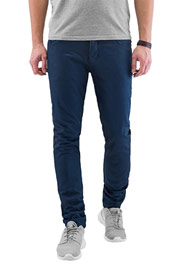 CAZZY CLANG Tone Slim Fit Jeans Blue at oboy.com