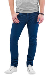 CAZZY CLANG Tone  II Slim Fit Jeans Blue at oboy.com