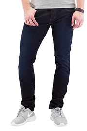CYPRIME Marold Slim Fit Jeans Dark Blue at oboy.com