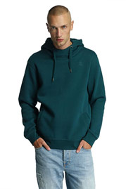 CYPRIME Platinum Hoody Turquoise at oboy.com