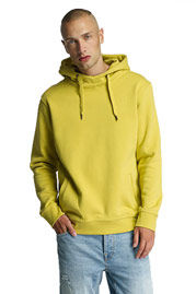 CYPRIME Platinum Hoody Yellow-Olive at oboy.com