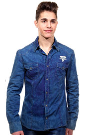CATCH long sleeve shirt regular fit at oboy.com