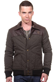 CATCH quilted jacket at oboy.com