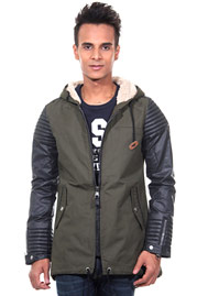 CATCH parka slim fit at oboy.com