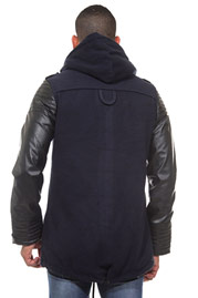 CATCH hood jacket slim fit at oboy.com