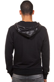 CATCH hoodie sweat jacket slim fit at oboy.com