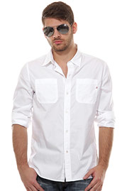 REPLAY long sleeve shirt slim fit  at oboy.com
