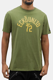 ECKO UNLTD. Bobby Basic T-Shirt Olive at oboy.com