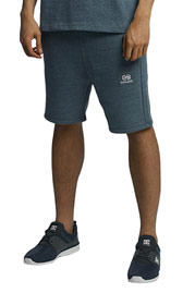 ECKO UNLTD. Melange Shorts Blue at oboy.com
