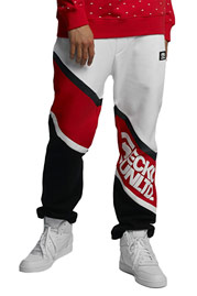 ECKO UNLTD. Vintage Sweatpants Red at oboy.com