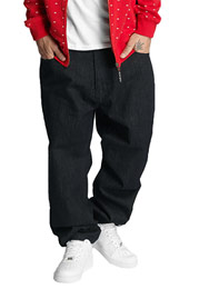 ECKO UNLTD. Tatooine Baggy Fit Jeans Raw Blue at oboy.com