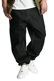 ECKO UNLTD. Kodak Baggy Fit Jeans Black at oboy.com