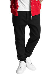 ECKO UNLTD. Coruscant Slim Fit Jeans Black at oboy.com