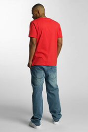 ECKO UNLTD. Bobby Basic T-Shirt Red at oboy.com