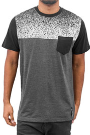 JUST RHYSE Savio T-Shirt Black at oboy.com