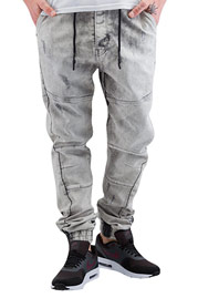 JUST RHYSE Jakarta Jeans Grey at oboy.com