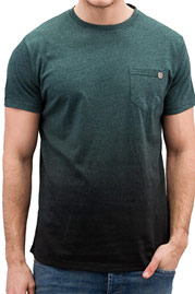 JUST RHYSE Ouzinkie T-Shirt Green at oboy.com