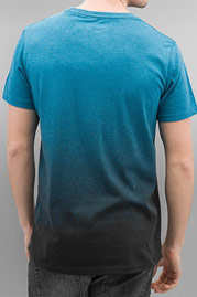 JUST RHYSE Ouzinkie T-Shirt Blue at oboy.com
