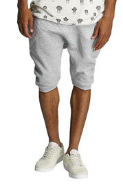 JUST RHYSE Manteca Shorts Grey at oboy.com