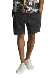 JUST RHYSE Ravendale Shorts Anthracite at oboy.com