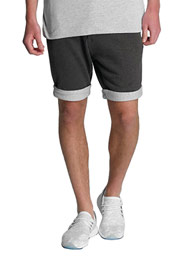 JUST RHYSE Watsonville Shorts Anthracite at oboy.com