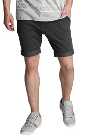 JUST RHYSE Arcata Shorts Anthracite at oboy.com