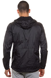 EXUMA ACTIVE hoodie running jacket slim fit at oboy.com