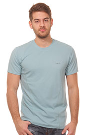 EXUMA ACTIVE t-shirt r-neck slim fit at oboy.com
